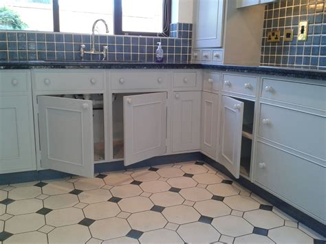 Eggshell Kitchen Cabinets Take That Painted Kitchen In Hilderstone Staffordshire Traditional Painter