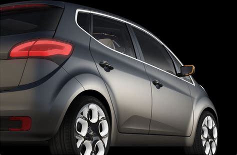 Kia Mpv Malaysia New Kia Compact Mpv To Be Showcased At Geneva