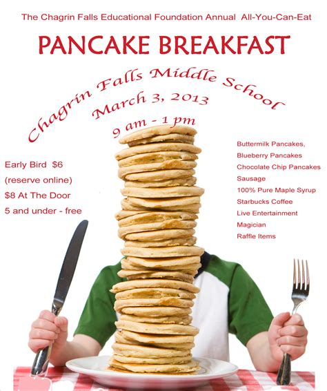 11 Best Photos Of Download Pancake Breakfast Fundraiser Flyer Pancake Breakfast Flyer Template Pancake Fundraiser Flyer Template