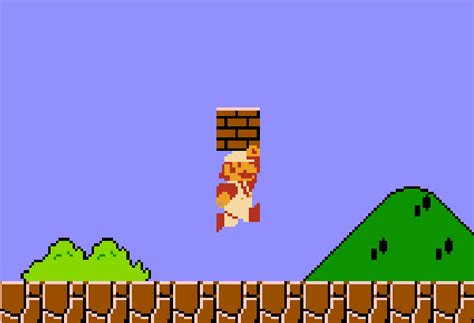 jumping super mario question block l mario coin block gif www imgkid com the image kid has it