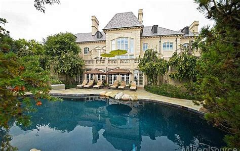 28 000 square foot waterfront chateau in grosse
