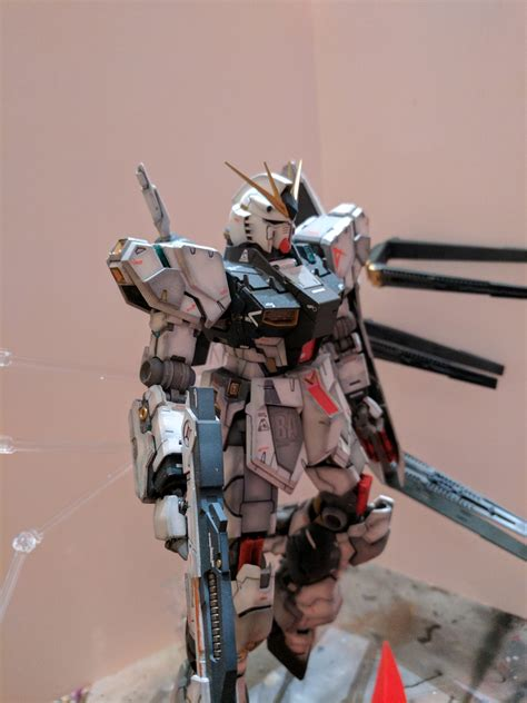 T Shirt Gundam Nu Ver Ka mg nu gundam ver ka repost due wrong thumbnail gunpla