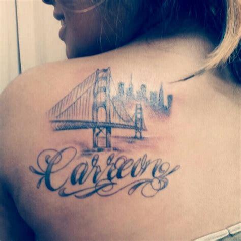 san francisco skyline tattoo san francisco inspiring ideas san