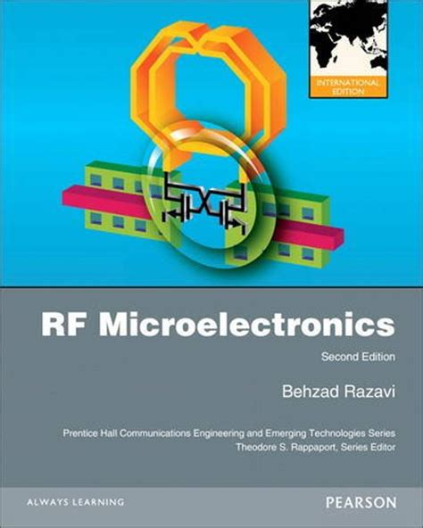 design of analog integrated circuits behzad razavi rf microelectronics 2nd edition