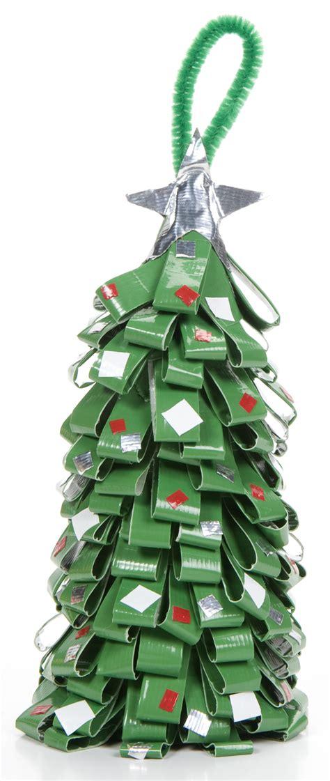 duct tape tree ornament by ducktapebandit on deviantart