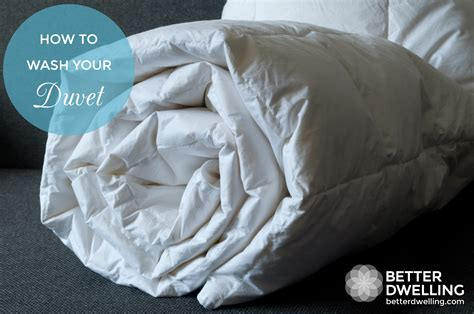 how to clean a comforter without dry cleaning blog better dwelling