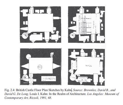 National Gallery Of Art Floor Plan walls as rooms british castles and louis khan socks