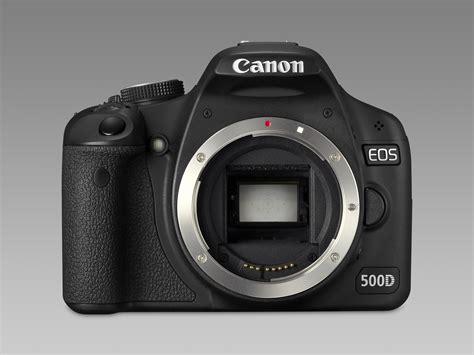 Kamera Canon Type 500d harga kamera dslr canon eos 500d