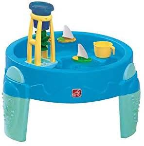 Step2 Waterwheel Play Table Amazon Com Step2 Waterwheel Activity Play Table Toys Amp Games