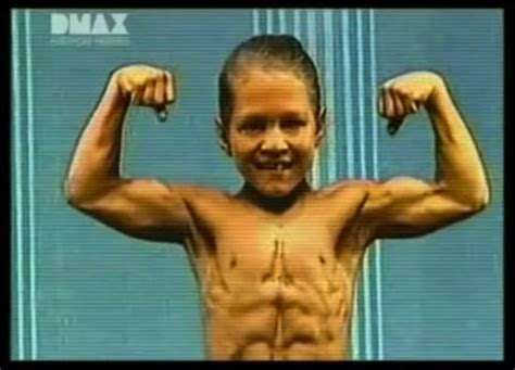 strongest in the world this is how the quot world s strongest boy quot hercules looks now