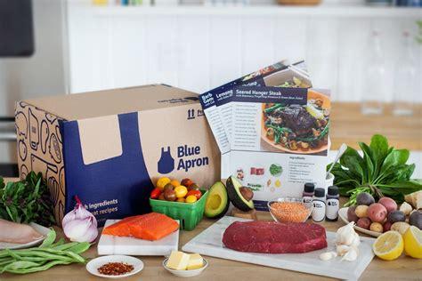 Blue Apron Gift Card - blue apron uncrate