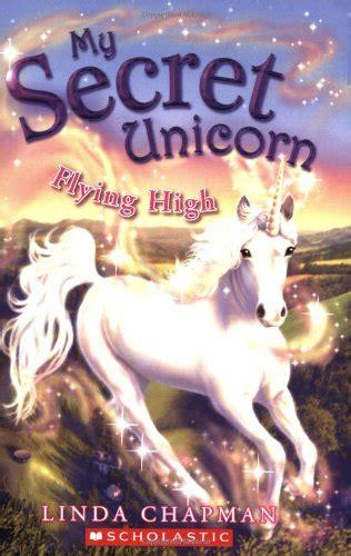 My Secret Unicorn A Touch Of Magic Buku Anak my secret unicorn book series by chapman