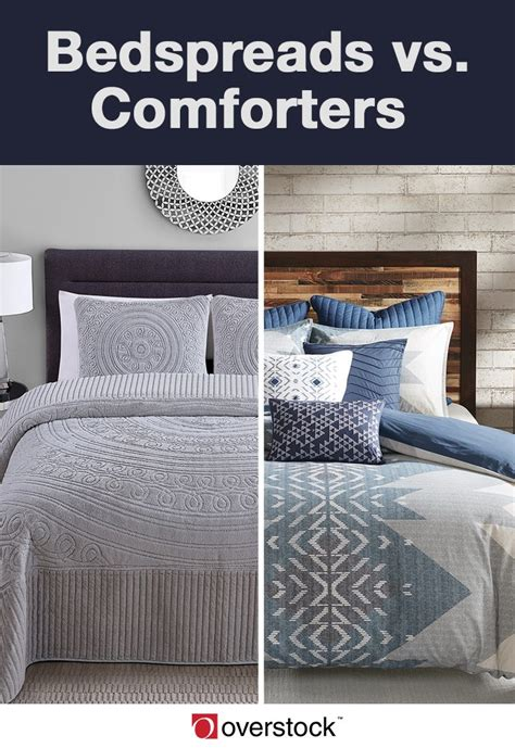 duvet vs comforter vs coverlet do you need a bedspread or a comforter overstock com