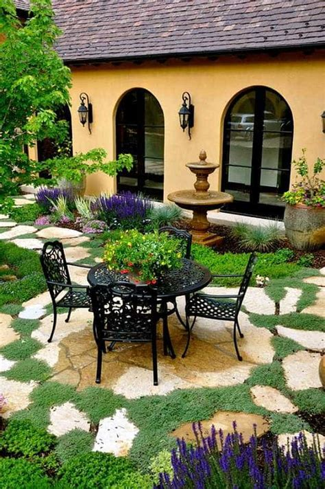 Tuscan Backyard Landscaping Ideas 39 Inspiring Backyard Garden Design And Landscape Ideas