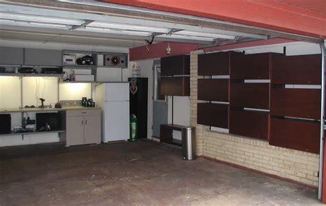Custom Garage Interiors by Encore Install Custom Garage Interiors