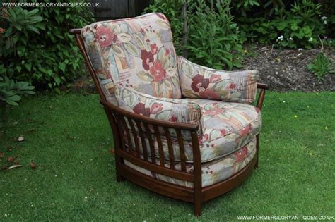 ercol armchairs for sale ercol renaissance for sale in uk view 32 bargains