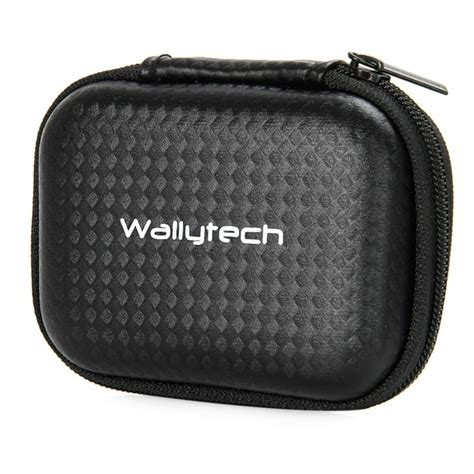Shock Proof Storage Bag For Xiaomi Yi Gopro Tmc Wallytech wallytech shock proof storage bag for xiaomi yi gopro