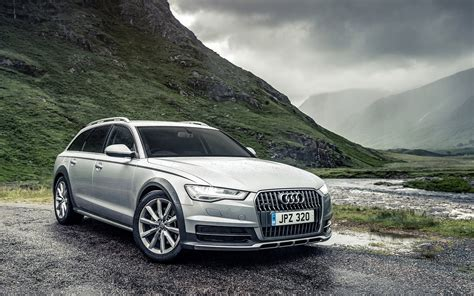 Audi A6 2017 by 2017 Audi A6 Allroad Wallpapers Hd