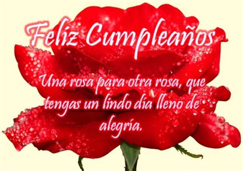 imagenes bonitas de cumpleaños de flores im 225 genes de rosas con frases de cumplea 241 os para dedicar