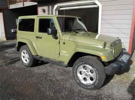 Used 2 Door Jeep Wrangler by Find Used 2013 Jeep Wrangler Sport Utility 2 Door 3