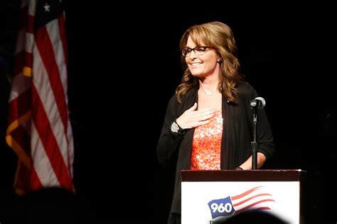 sarah palin 2014 palin rallies conservative support at arena event gcu today