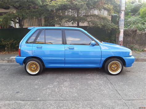 Kia Pride Philippines Kia Pride Wagon 1999 Car For Sale Tsikot 1
