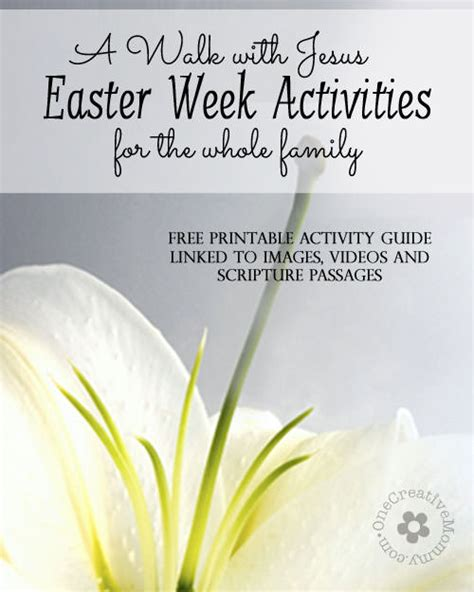Meaningful Easter Activities For All Ages