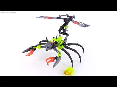 Lego Bionicle 70794 Skull Scorpio lego bionicle skull scorpio review set 70794