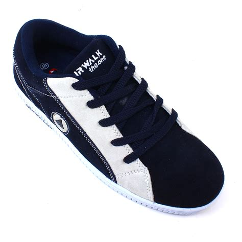 mens trainers shoes casual sports walking airwalk one