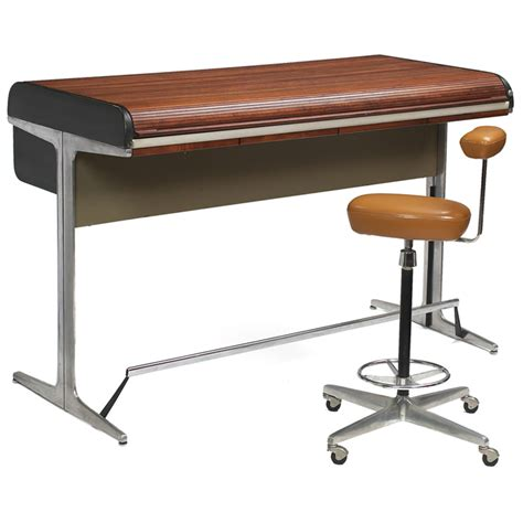 george nelson and robert propst action office desk by