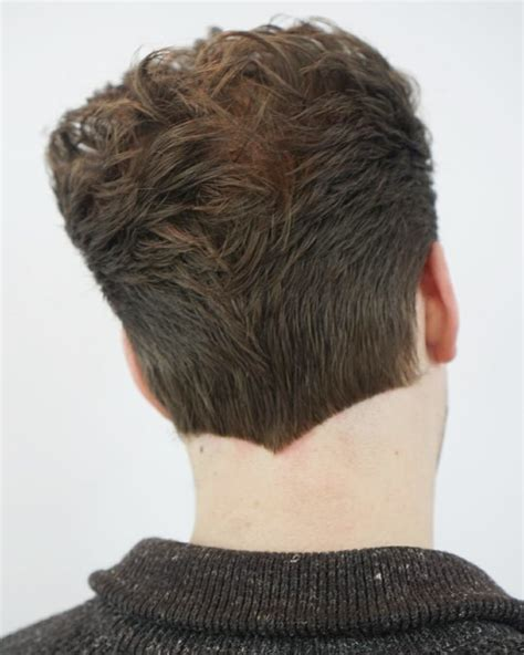 new hairstyles for men the v shaped neckline v shaped haircut men haircuts models ideas