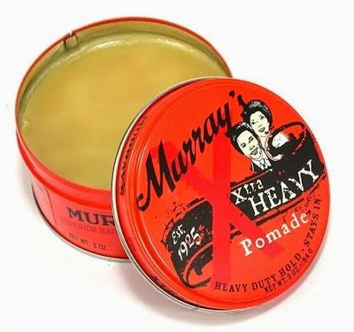 Pomade Murrays Small Batch 50 50 Minyak Rambut Original looking to forward 2016