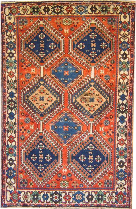 blue rug wool home decor