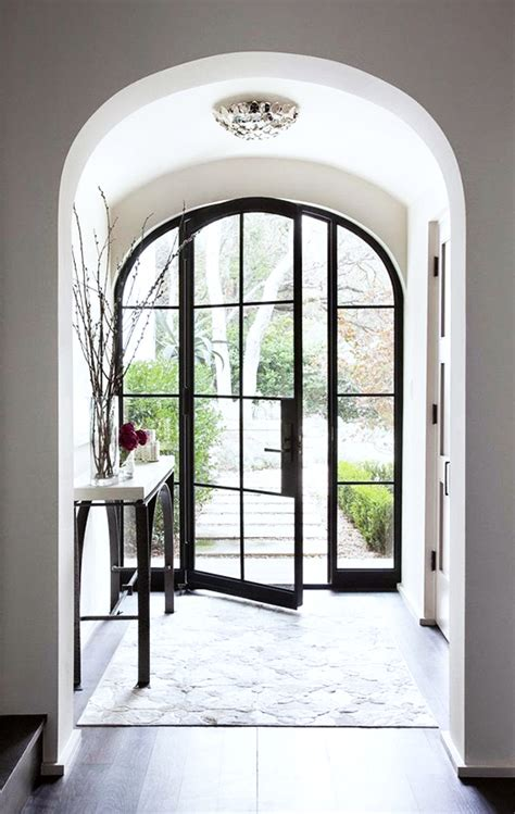 Curved Interior Doors Spotlight Arched Entries Centsational