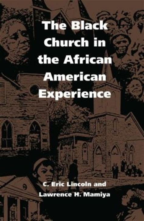 the history of the negro church books the black church in the american experience by c