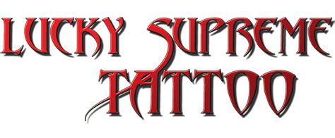 lucky supreme tattoo oregon city and the portland area s