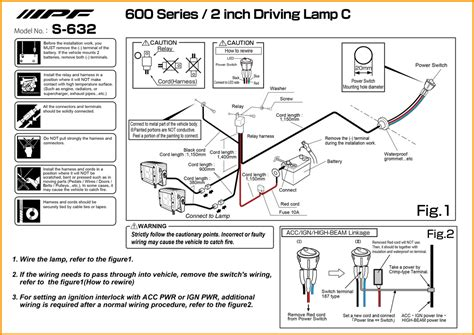 ipf spotlight wiring diagram wiring diagram with description