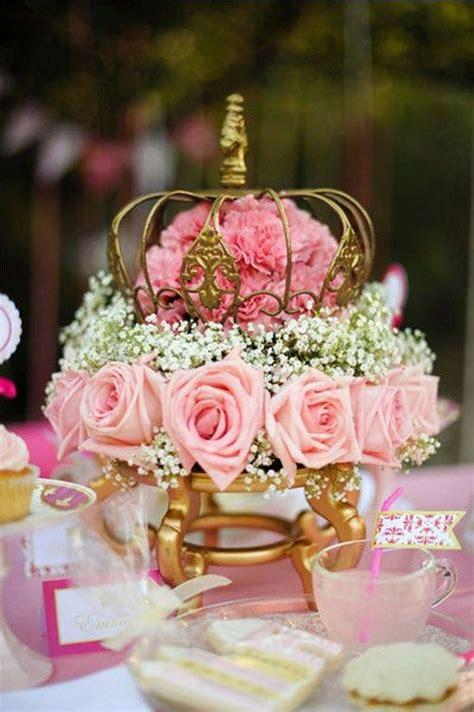 Princess Wedding Centerpieces Princess Tea Party