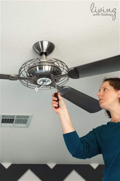 How To Change Out A Ceiling Fan by How To Replace A Ceiling Fan Part Ii Makely