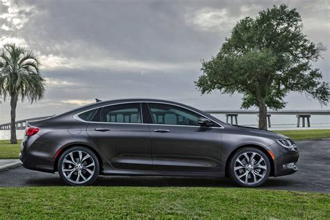 The New 2015 Chrysler 200 by 2015 Chrysler 200 New American D Segment Sedan Image 221181