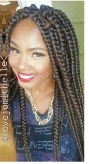 jumbo braids hairstyles pictures jumbo braids protective styles pinterest
