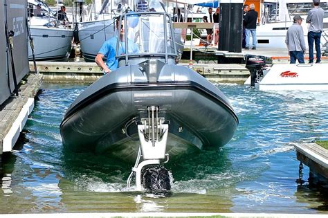 boat show viaduct attendance sales up at new zealand s largest on water