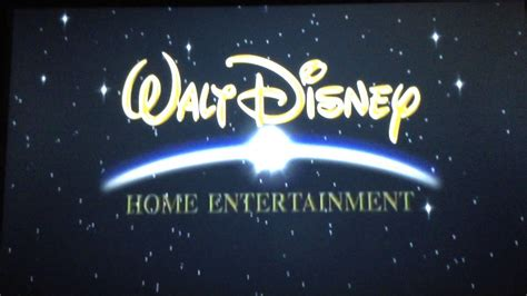 walt disney home entertainment logo black widescreen dvd
