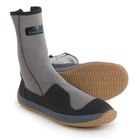 patagonia neoprene flats wading boots booties w mesh