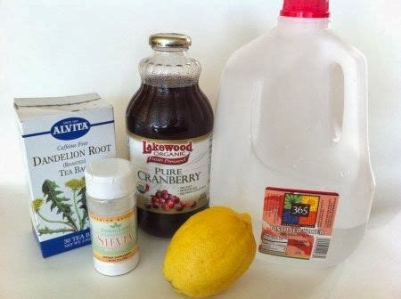 Distilled Water Detox Program by Diary Of A Fit Jillian Michael S Detox Drink