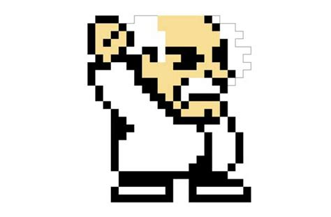 Pixle Paper Craft - pixel papercraft 2d dr wily free template