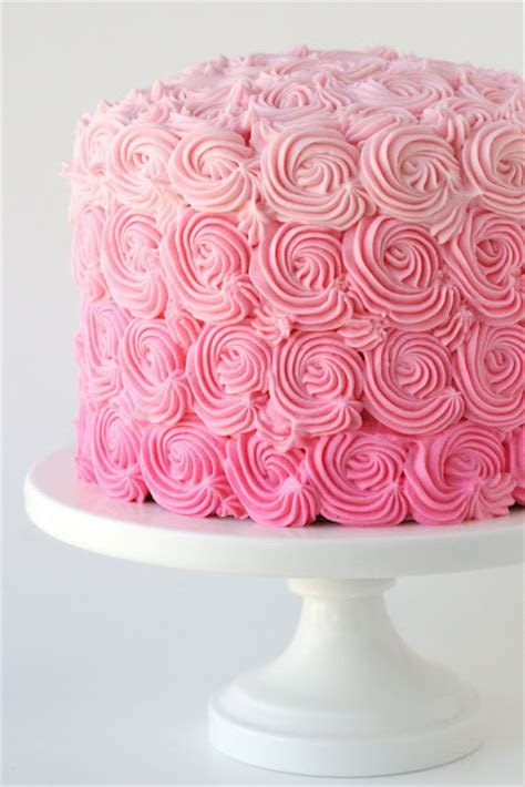 Pink Ombre Swirl Cake Glorious Treats | pink ombre swirl cake glorious treats