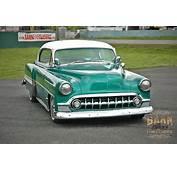1953 Chevy BelAir 2 Door Hard Top Hotrod Hot Rod Custom