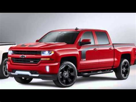2016 Chevy Silverado Rally Edition Stripes, wheels, not much else YouTube
