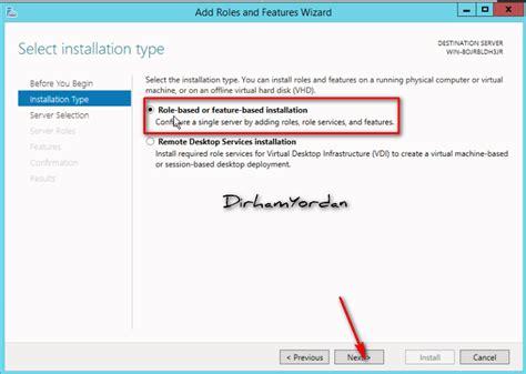 cara konfigurasi dns windows server 2012 cara konfigurasi active directory domain services dan dns